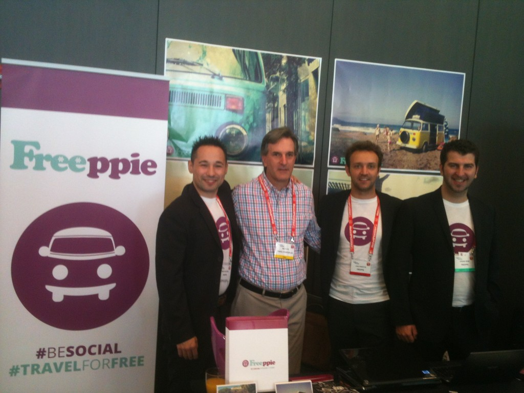 Hanging with the Founders of Freeppie