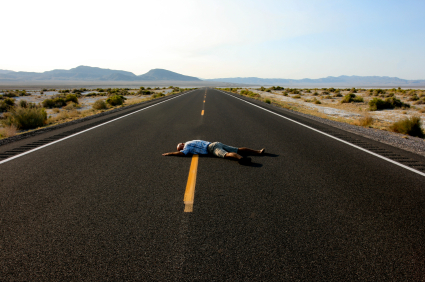 Travel Startup Road Kill