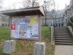 Flyers On-Campus