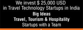 Travel Startups India