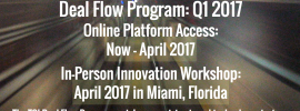TSI Deal Flow Program