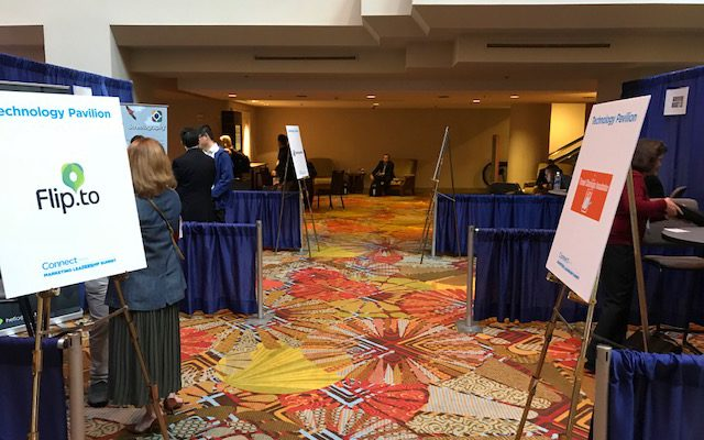 Pitch And Exhibit At The Connect Travel Destination