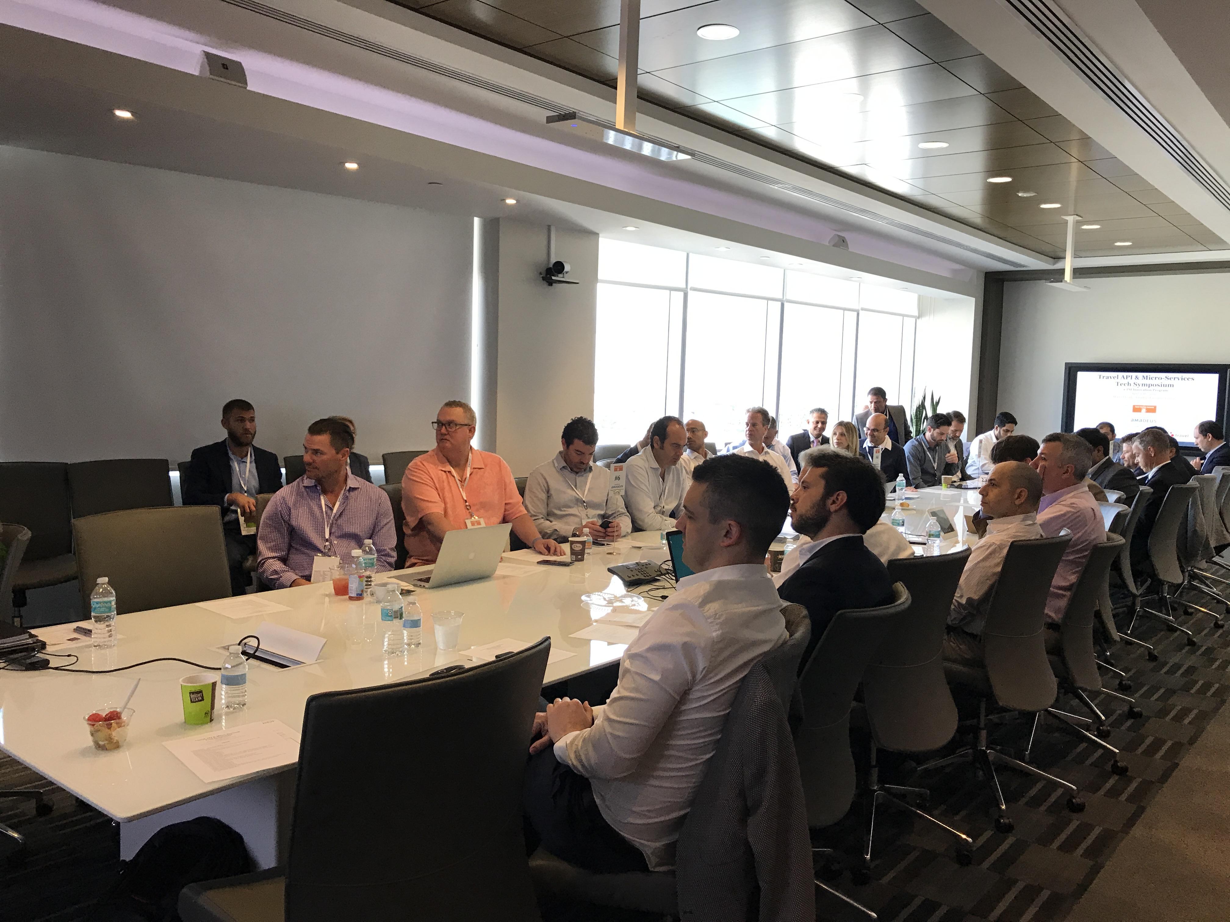 Travel API & Micro-Services Travel Tech Symposium April 30, 2019
